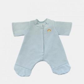 Dinkum doll pyjamas - sky