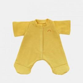 Dinkum doll pyjamas - honey