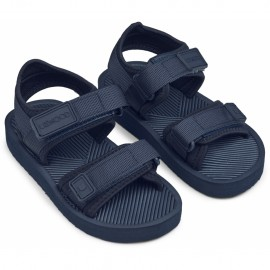 Monty sandals - Navy