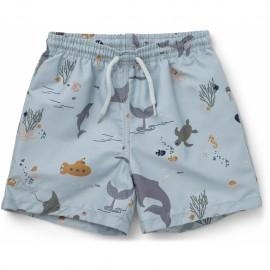Duke board shorts- sea creature