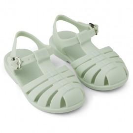 Bre sandals - dusty mint