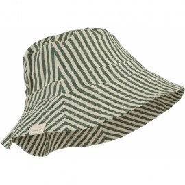 Sander bucket hat - garden green/sandy