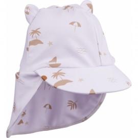Senia swim hat- seaside lavender