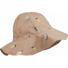 Amelia sun hat- fruit pale Tuscany
