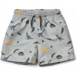 Duke board shorts- dino dove blue