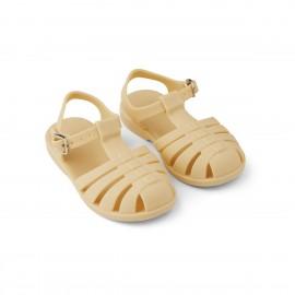 Bre sandals - Wheat yellow