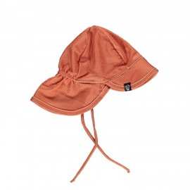 Clay ribbed Sun Hat UPF50+ (One Size)