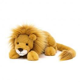 Louie lion - little