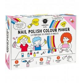 Nailpolish colormaker
