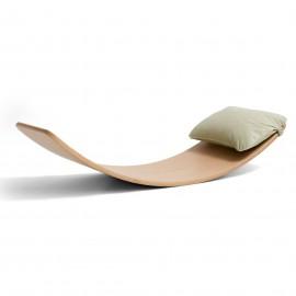 Wobbel pillow XL - oatmeal