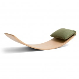 Wobbel pillow XL - olive