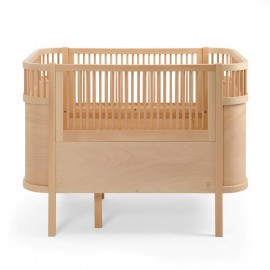 The Sebra bed, baby & jr., Wooden Edition