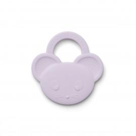 Gemma teether - Mouse lavender
