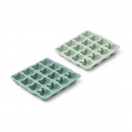 Sonny ice cube tray- 2pack - mint