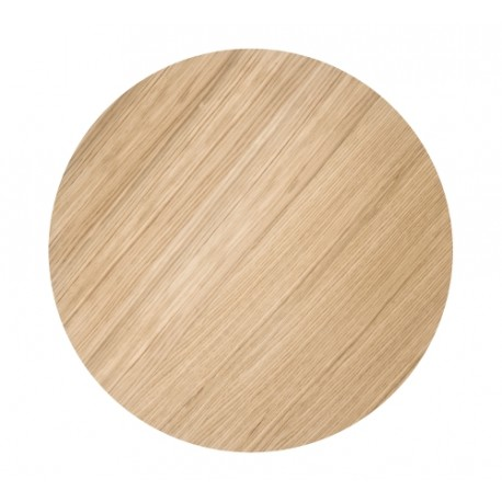 Wire Basket Top-Smoked Oak-Medium