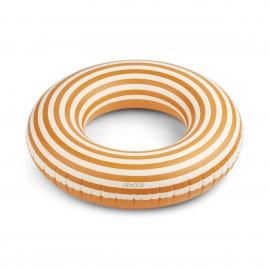 Donna swing ring - mustard/creme