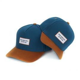 Mini Duck blue Cap- Dad