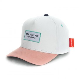 Mini White Cap