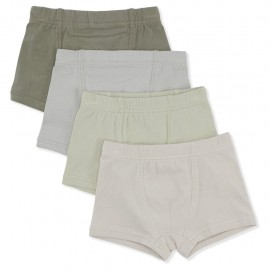 CUE 4 PACK BOXERS GREEN
