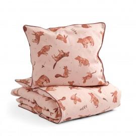 Bed linen, junior, Nightfall, dreamy rose