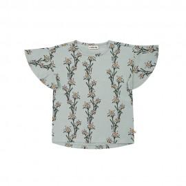 Edelweiss - t-shirt butterfly sleeves