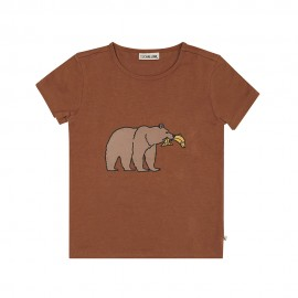 Grizzly - t-shirt with print