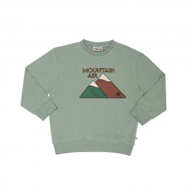 Mountain Air – sweater with print