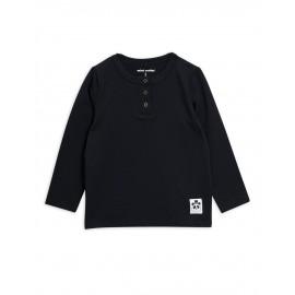Basic Grandpa Shirt - black