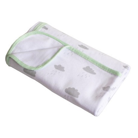 Baby Travel blanket - Rainy Day