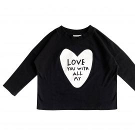 LOVE YOU long sleeved T- shirt