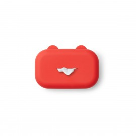 Emi wet wipes cover - apple red