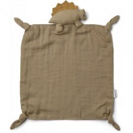 Agnete cuddle cloth- Dino oat