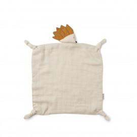Agnete cuddle cloth- Hedgehog