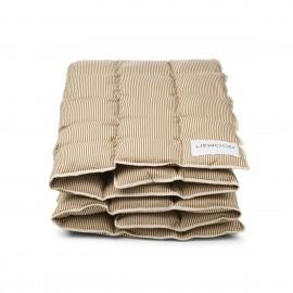 Jalle Kapok Duvet Junior - Stripe sandy/oat