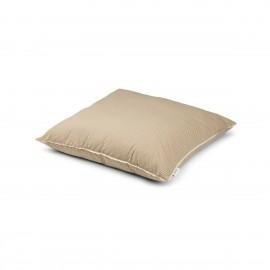 Leslie Kapok pillow Single - Stripe sandy/ oat