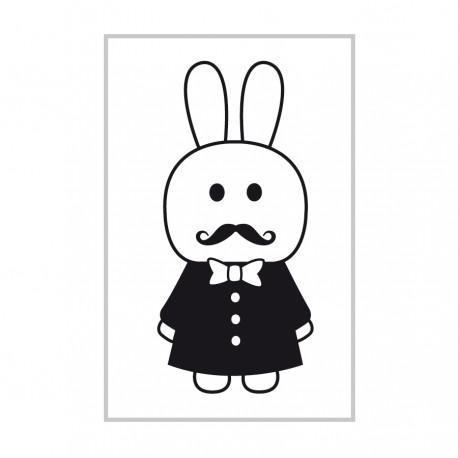 Mr. Agent Poster by Miniwilla