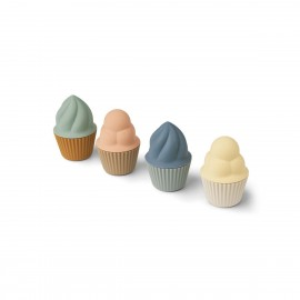 Kate cupcakes toy 4-pack - multi