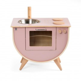 Play kitchen - blossom pink