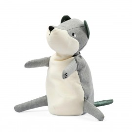 Soft toy, Moon the Wolf