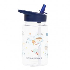 Water bottle - astronauts