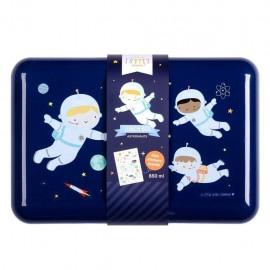 Lunch box - astronauts