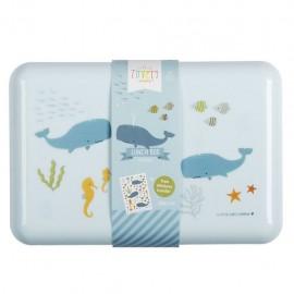 Lunch box - ocean