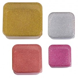 Lunch and Snack Box Set Gold blush