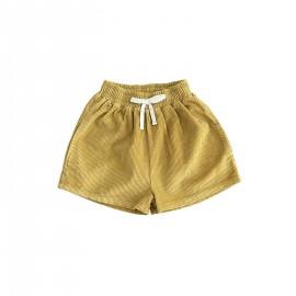 Cord Shorts - honey