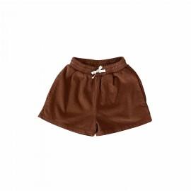 Cord Shorts - earth