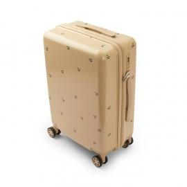 Travel suitcase - cherry