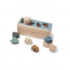 Midas puzzle box - space