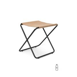 Desert stool- black/soil