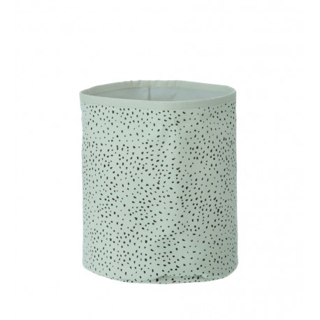 Mint Dot Basket - Small