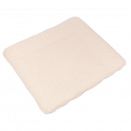 Changing mat Check Grey